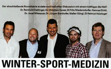 Wintersportmedizin